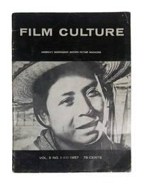image of Film Culture: Vol. 3 No. 1 (11) 1957