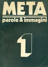META Parole e Immagini raccolte da Fabio De Poli. Numero 1, Febbraio 1980