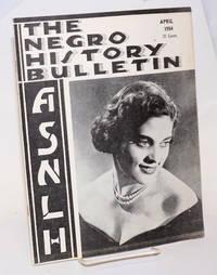The Negro history bulletin: vol. 17 Number 7, April 1954