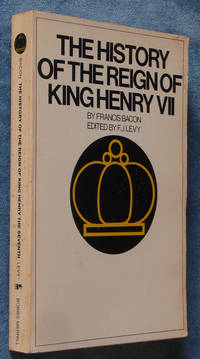 image of The History of the Reign of King Henry the Seventh