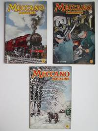 image of Meccano magazines: 3 issues from volume 32 [XXXII] - no's 9, 10 & 12
