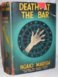 Death at the Bar; A Crime Club Novel