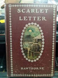 Scarlet Letter by Nathaniel Hawthorne - 1920