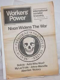 image of Workers' Power, No. 26, Nov 27-Dec 10, 1972 International Socialist biweekly