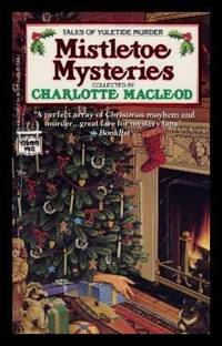 MISTLETOE MYSTERIES - Tales of Yuletide Murder