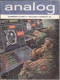 Analog Science Fact - Science Fiction, July 1964 (Volume 73, Number 5)