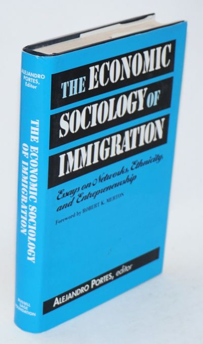 New York: Russell Sage Foundation, 1995. Hardcover. xvi, 310p., foreword, conclusions, notes, footno...