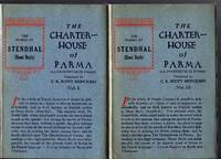 The Charter-House of Parma (La Chartreuse De Parme) In Two Volumes