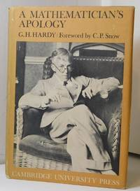 A Mathematician's Apology by G. H. Hardy (1967-01-01)