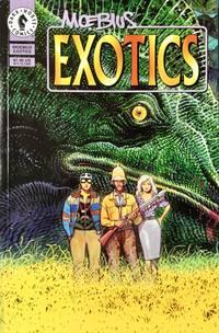 EXOTICS by MOEBIUS (tpb. 1st.)