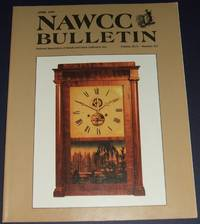 image of April 1991 Issue a Clock and Watch Collectors Magazine Nawcc Bulletin