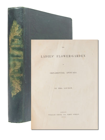 London: William Smith, 1840. First edition. Original green publisher's cloth binding, rebacked with ...