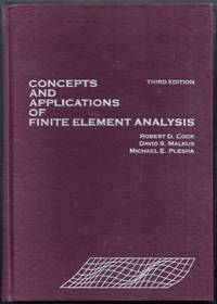 Concepts and Applications of Finite Element Analysis. Third Edition
