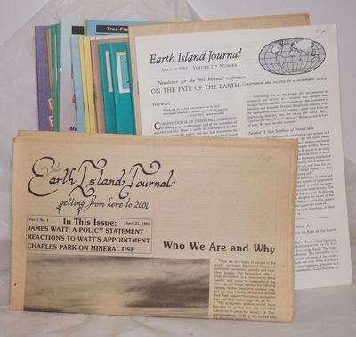 San Francisco: Earth Island Institute, 1997. Thirty three issues of the journal, spanning the period...