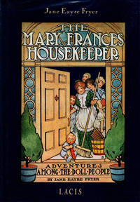 image of The Mary Frances housekeeper, or, Adventures among the doll people