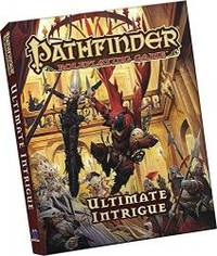 image of Pathfinder Roleplaying Game: Ultimate Intrigue Pocket Edition