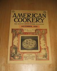 image of American Cookery for December 1935