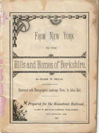 image of FROM NEW YORK TO THE HILLS AND HOMES OF BERKSHIRE.