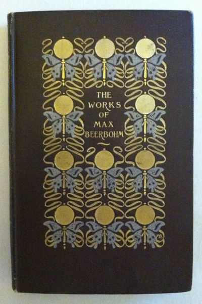 New York: Charles Scribner's Sons, 1896. First edition. First edition. 12mo. Brown cloth with famed ...
