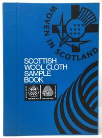 Scottish Wool Cloth Sample Book