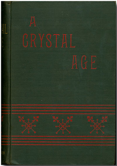 London: T. Fisher Unwin, 1887. Black cloth, ruled and lettered in red, spine lettered in gilt. Minor...