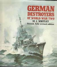 German Destroyers of World War Two
