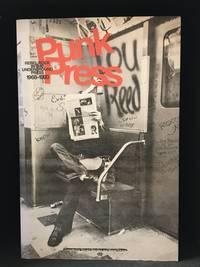 image of Punk Press; Rebel Rock in the Underground Press 1968-1980