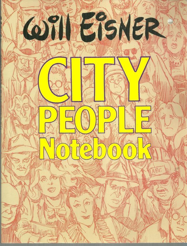 Image for CITY PEOPLE NOTEBOOK