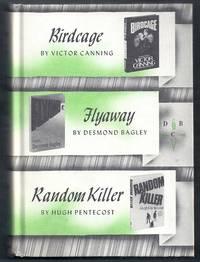 Birdcage; Flyaway; Random Killer