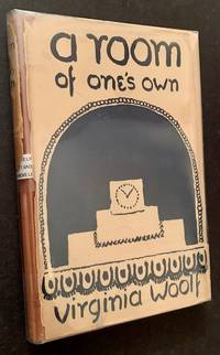 A Room of One's Own by Virginia Woolf - Hardcover - 1929 - from Appledore Books, ABAA (SKU: 5777)