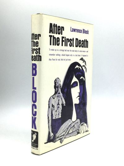 New York: The Macmillan Company, 1969. First Edition. Hardcover. Near fine/Near fine. Inscribed by L...