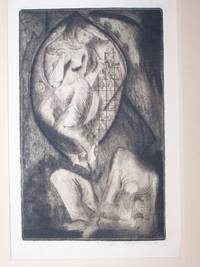 """image of Original Artwork Entitled """"The Vision"""""""