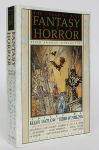 image of The Year's Best Fantasy and Horror: Fifth Annual Collection