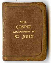 The Gospel According To Saint John.