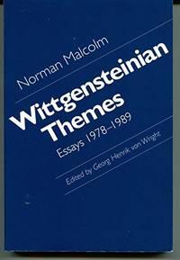 Wittgensteinian Themes: Essays, 1978-89