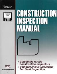 image of Construction Inspection Manual