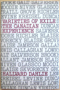 Varieties of Exile: The Canadian Experience
