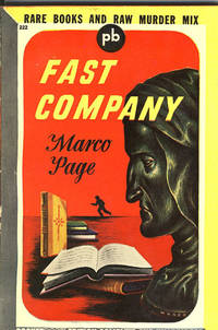 FAST COMPANY  by MARCO PAGE - Paperback - First edition - 1943 - from  BUCKINGHAM BOOKS and Biblio com