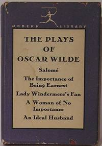 image of The Plays of Oscar Wilde