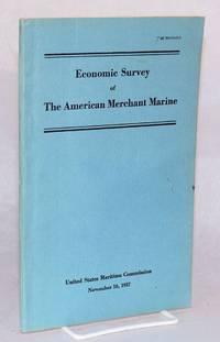 image of Economic survey of the American merchant marine