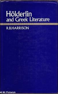 Holderlin and Greek Literature