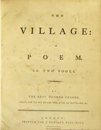 The village: a poem. In two books