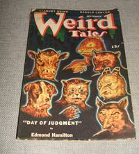 image of Weird Tales for September 1946