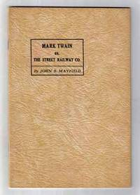 Mark Twain Vs. The Street Railway Co.