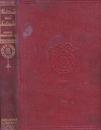 Multitude and Solitude by  John Masefield - Hardcover - c1910 - from Kayleighbug Books and Biblio.com