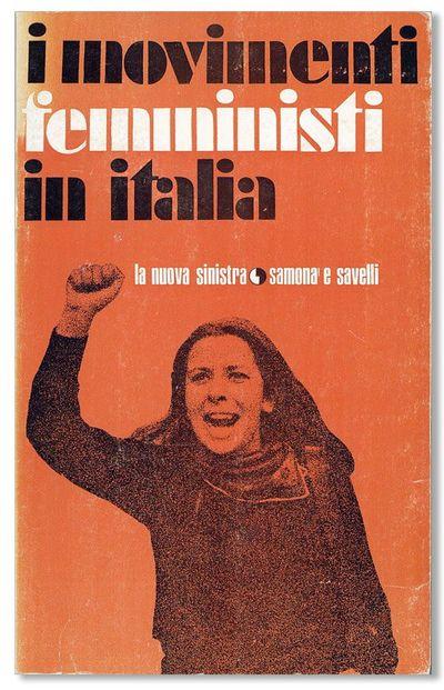 Roma: La Nuova Sinistra / Samona e Sevelli, 1971. First Edition. Octavo (22cm). Pictorial card wrapp...