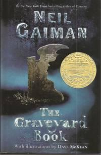 The Graveyard Book (Newbery Award)