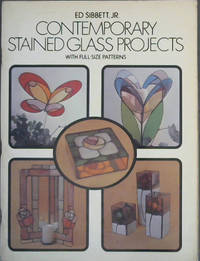 Contemporary Stained Glass Projects with Full-Size Patterns (With Full-Size Templates)