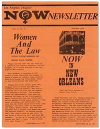 NOW Newsletter. Vol. 1, no. 9, December, 1969