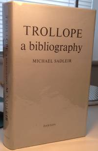 Trollope: A Bibliography